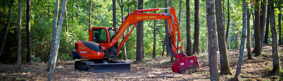 Forestry Mulcher For Sale >> The Brush Crew @ Quality Hardwood Custom Mowing ...